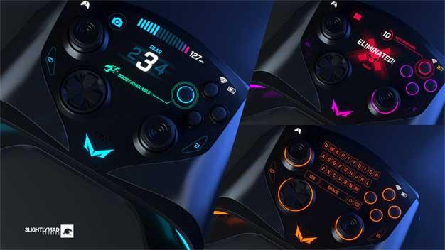 mb controller game