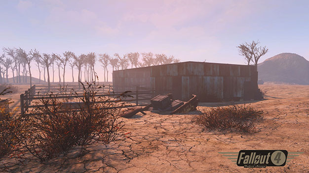 Fallout 4 Arroyo Fallout 2 Project shot2