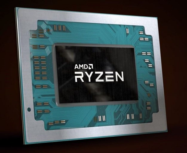 AMD Ryzen Mobility 7nm Zen 2 CPUs Rumored For Late 2019