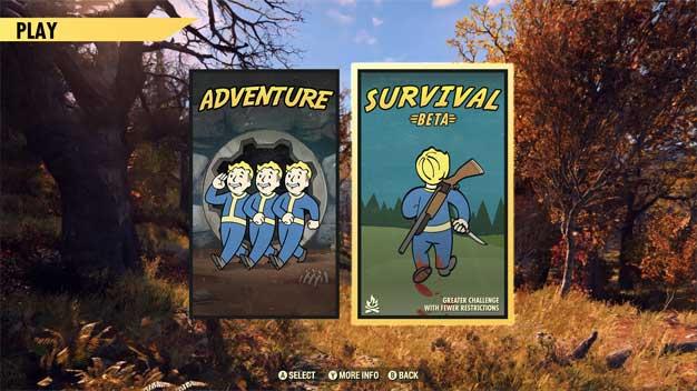 f76 survival