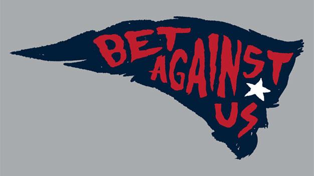 Patriots Bet Against Us