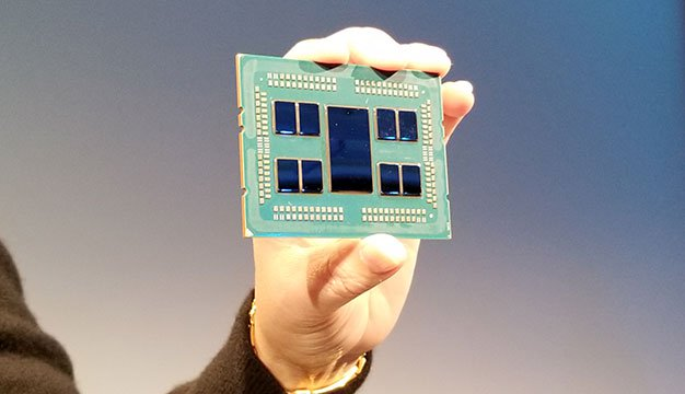 AMD EPYC Zen 2 64 Core CPU