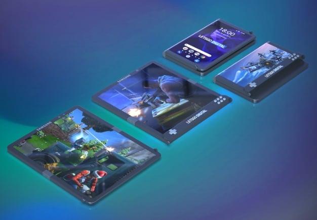 samsung gaming folding phone 1