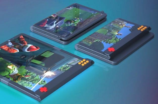 samsung gaming folding phone 3