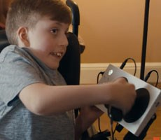 Microsoft's Xbox Adaptive Controller Brings Joy To Kid Gamers In This Super Bowl Commercial