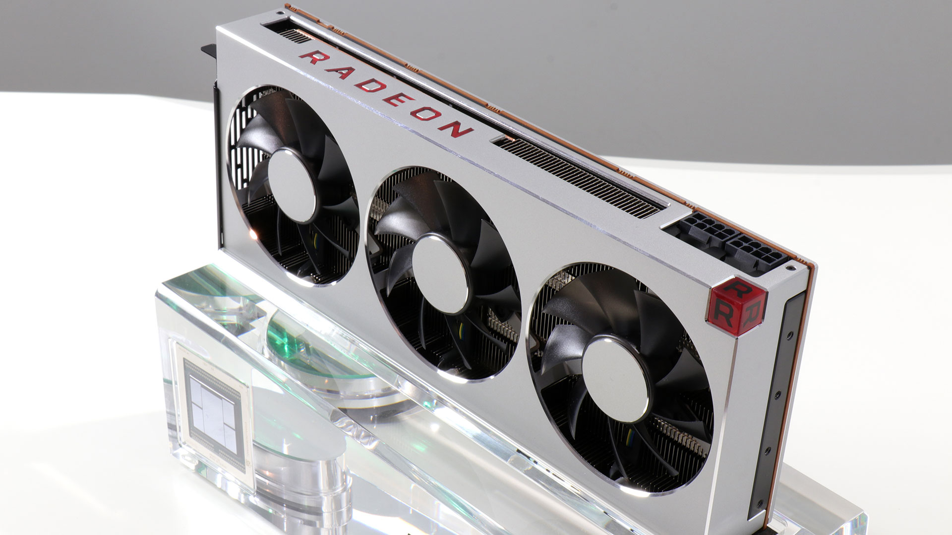 Unboxing AMD's Radeon VII, The First 7nm GPU Unleashed
