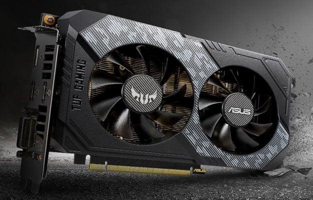 ASUS TUF GeForce RTX 2060 OC Edition