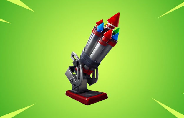 Bottle Rockets Are Coming To Fortnite, Here's How They May