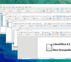 LibreOffice 6.2 Released With Tasty New User Interface Based On MUFFIN Concept