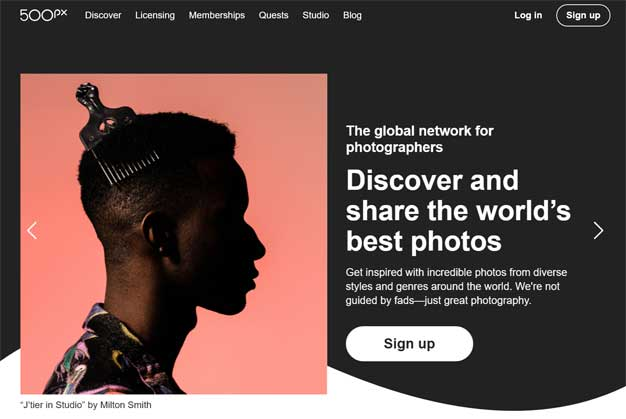 Photography Site 500px Discloses 2018 Hack That Gave Up Data