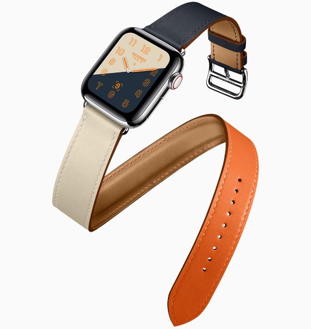 apple watch series4 hermes double tour 09122018