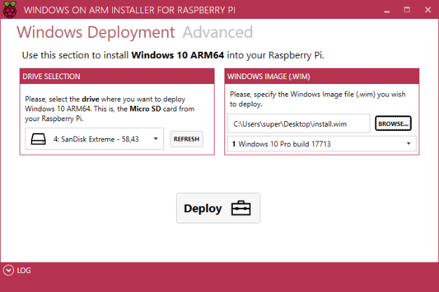 Install Windows 10 On ARM For Raspberry Pi 3 Easily With