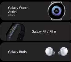 Samsung Mistakenly Outs Galaxy Watch Active And Galaxy Buds Wearables In App Update