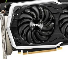 MSI GeForce GTX 1660 Ti Gaming And Armor Turing Graphics Cards Leaked
