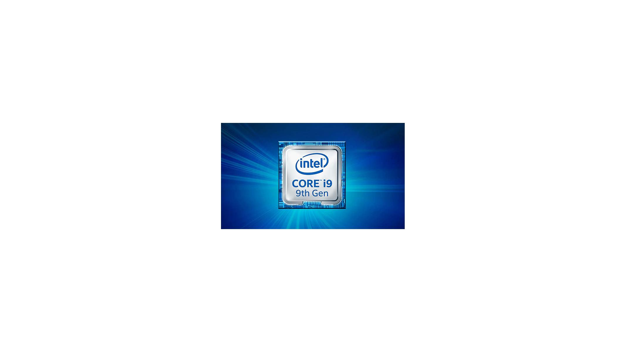 Intel Slips 9th Gen Laptop CPU Details With An 8-Core 5GHz Core i9