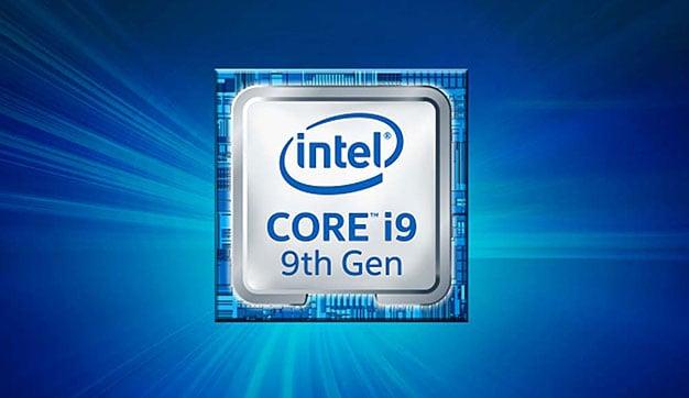 Intel 9th Gen Core Mobile Processors