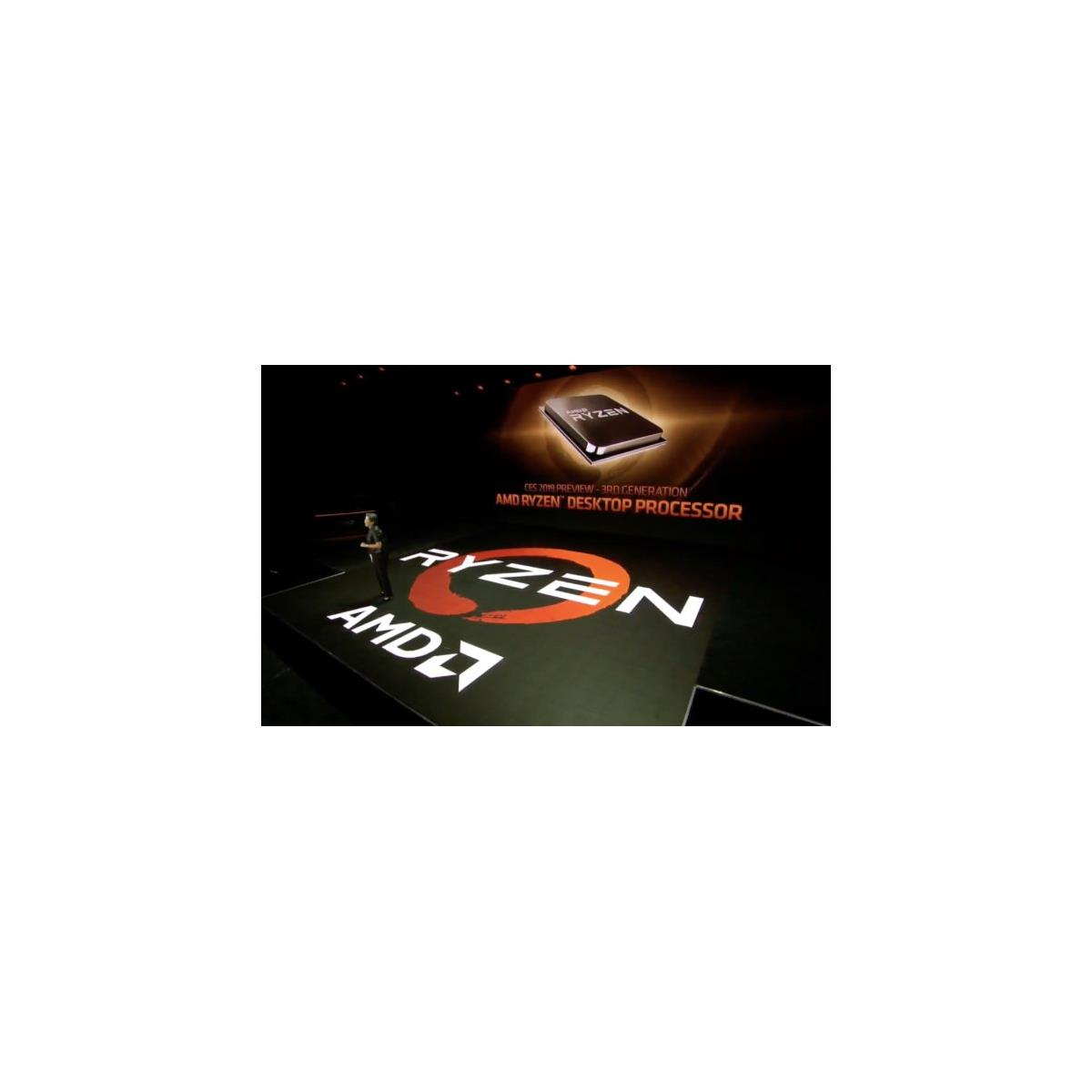 AMD Ryzen 3000 Matisse CPUs, X570 Motherboards And Radeon Navi GPUs
