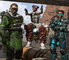 Apex Legends Survival Mode Leaked With Spectators And Commentators Surveying The Battlefield