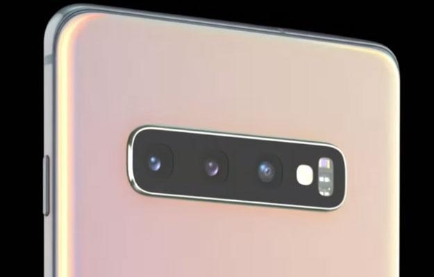 Samsung Galaxy S10+ Cameras
