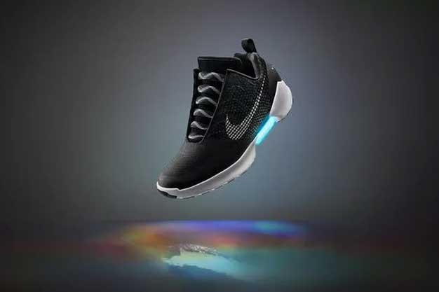 lower price with buy good low cost Nike Self-Lacing Shoes Stumble Into Brick Wall Thanks To ...