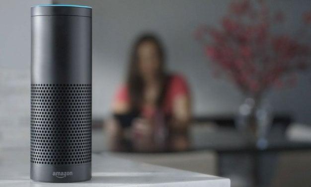 Amazon Echo Home User Female
