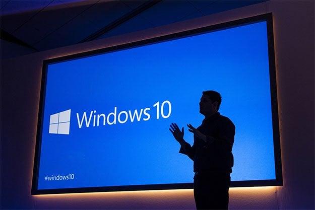 windows 10 presentation