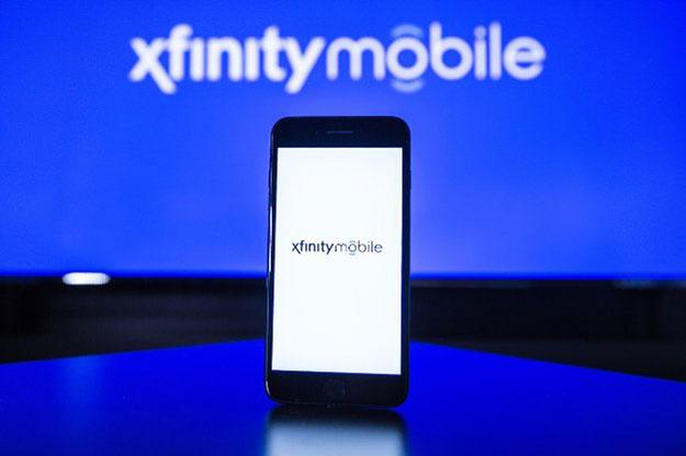 Xfinity Mobile Hero