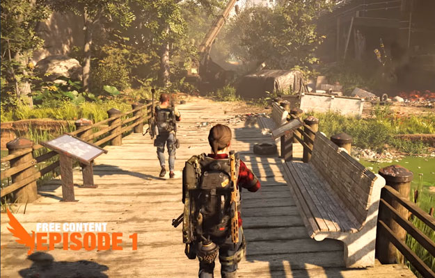 download the division 2 on android & ios devices