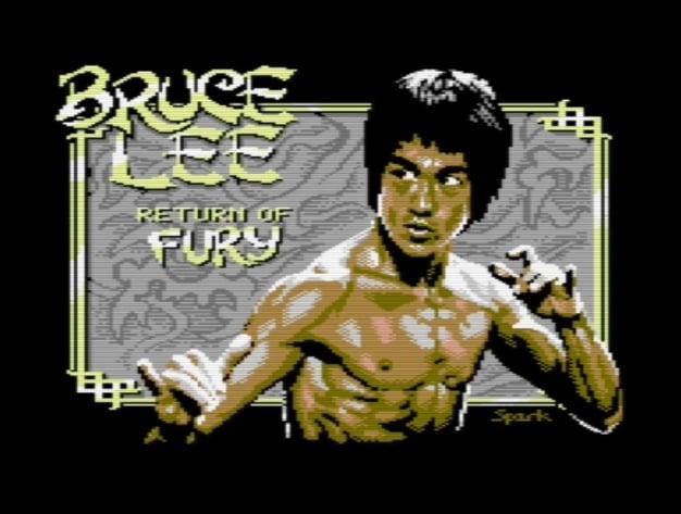 bruce lee return of fury 2