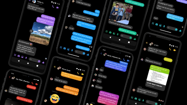 Facebook Messenger Users Can Now Enable Dark Mode With This