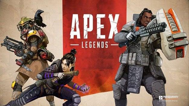 Apex Legends New heros leak