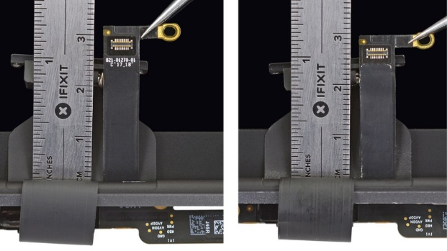 ifixit flex cable macbook pro