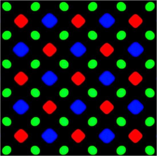 Diamond Pixels