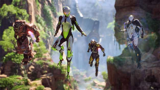 Anthem Reportedly Crashing Xbox One Consoles Too As Skies Darken For