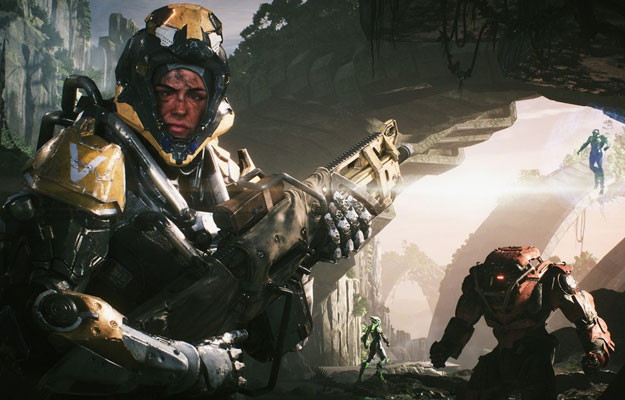 'Anthem' bug makes starter rifle the game's most powerful weapon
