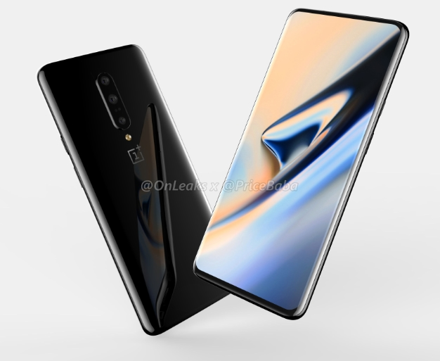 Alleged OnePlus 7 Specs Highlight Snapdragon 855 And Massive
