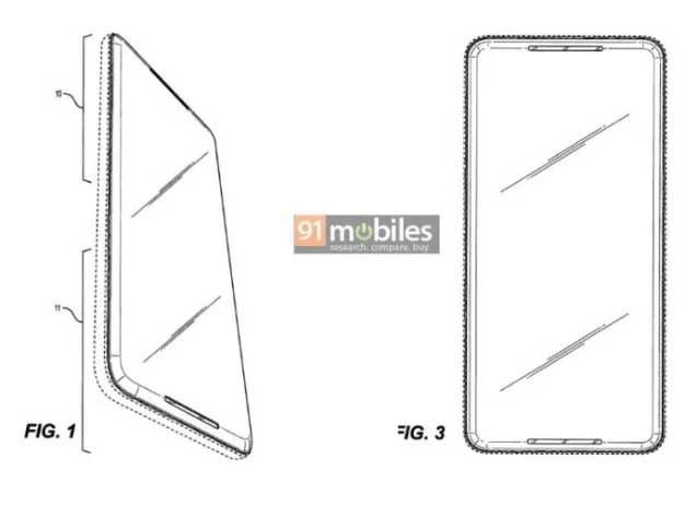 pixel 4 patent