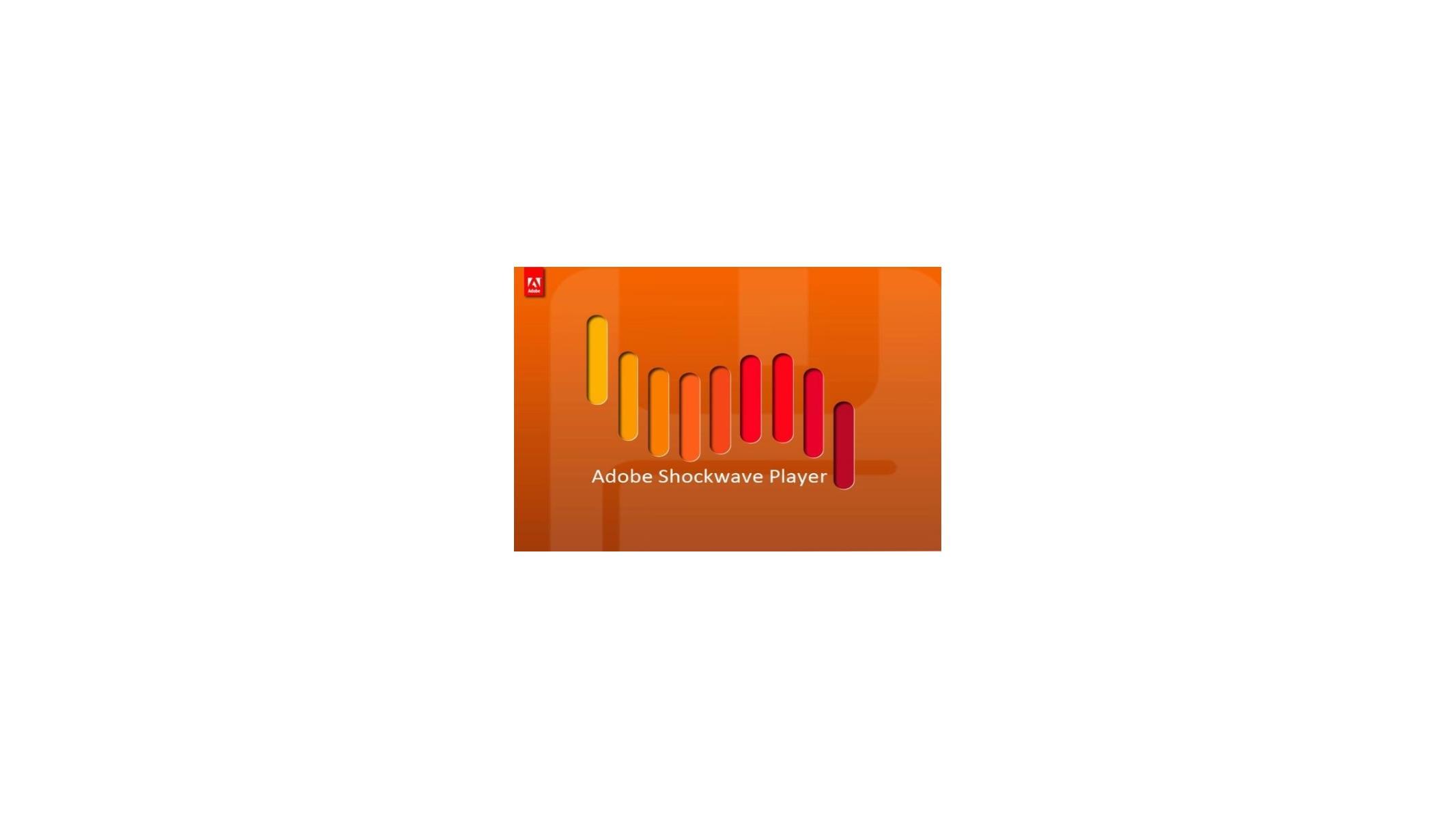 Adobe Pulling Plug On Unloved Shockwave Player On April 9