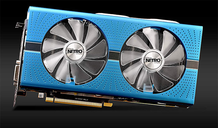 Sapphire Radeon Nitro+ RX 590