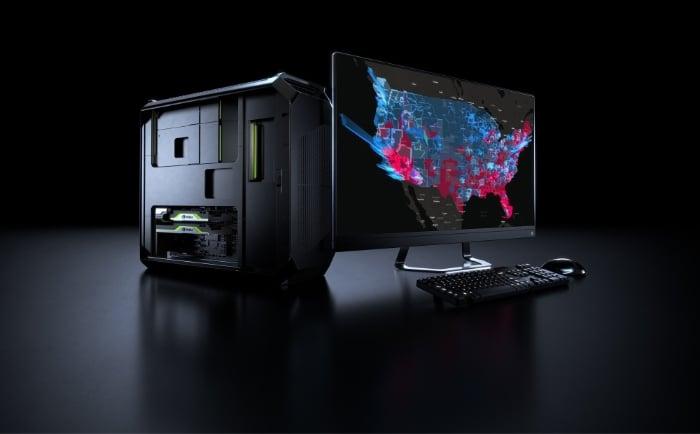 nvidia Data Science Workstation