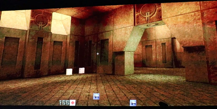 Quake II CPU Rasterization
