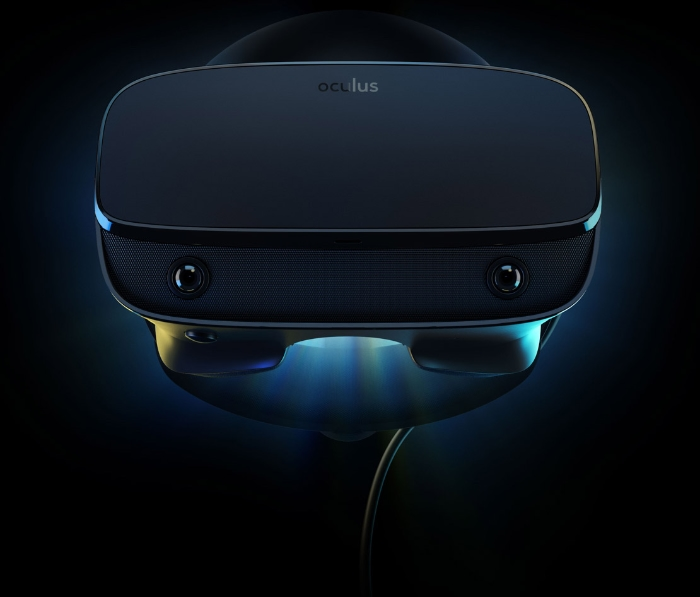 Oculus Rift S announced with higher resolution display and built-in tracking