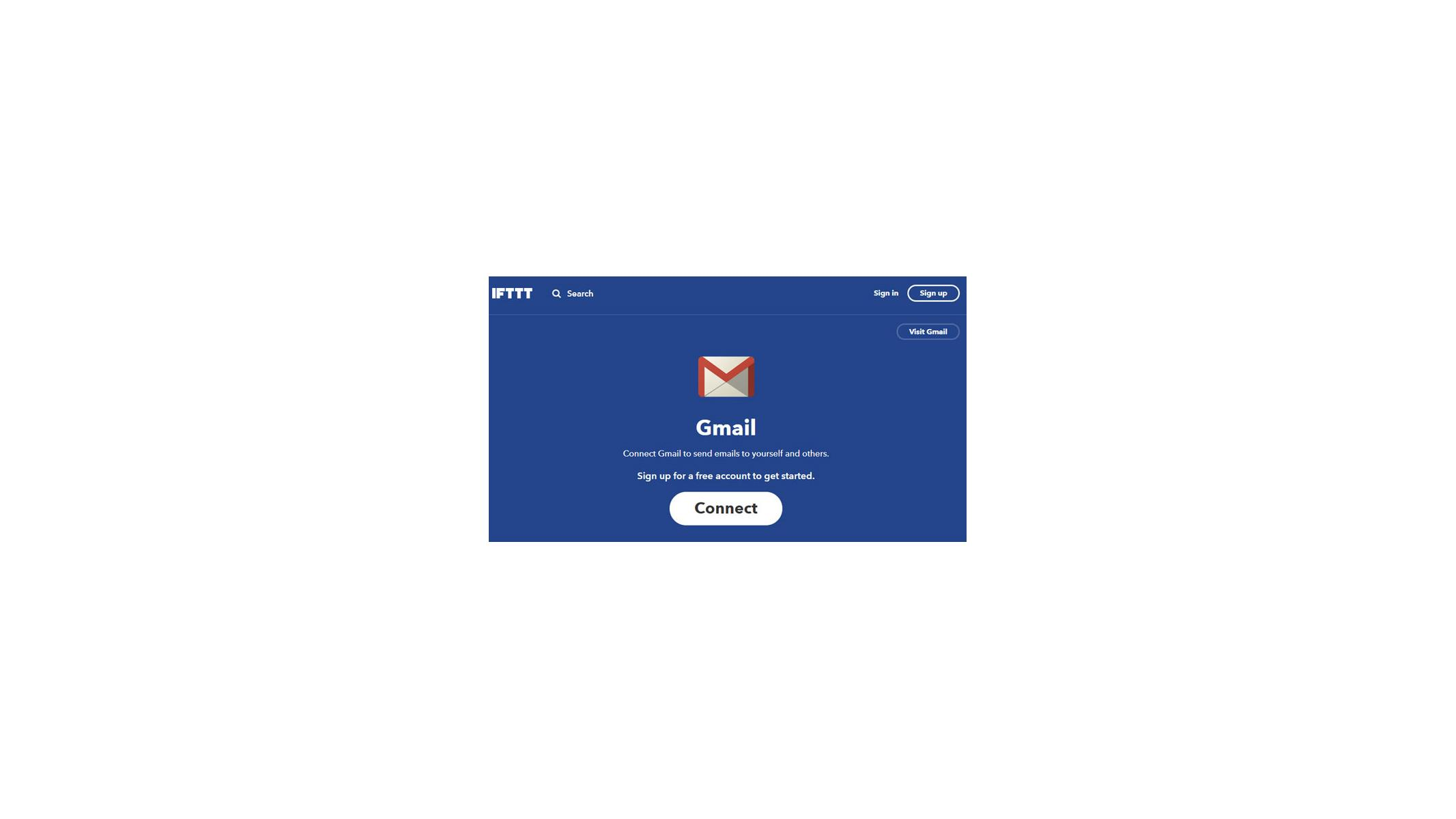 Gmail IFTTT Integration Will Soon Be Gutted As Part Of