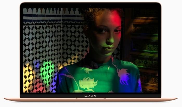 MacBook Air Retina Display 10302018