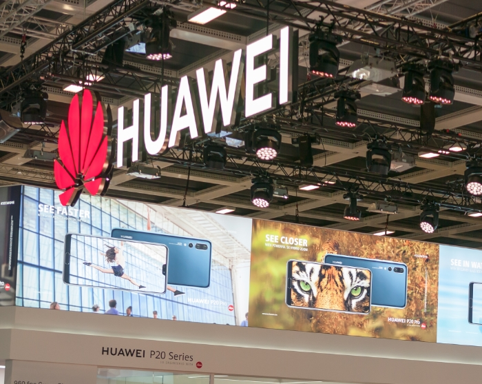 Huawei achieves record-high revenue despite tensions with U.S.