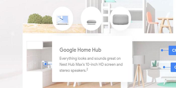 google nest hub max 2