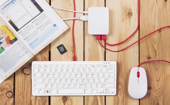 raspberry pi keyboard mouse