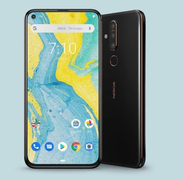 Nokia X71 2