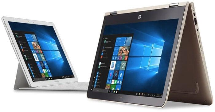 Microsoft Windows 10 Devices