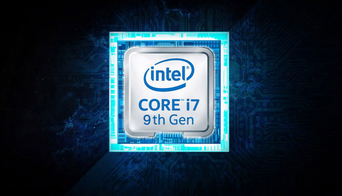 Core i7 9th Gen